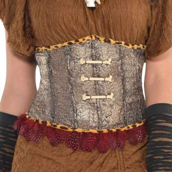 Witch Doctor Waist Cinchers